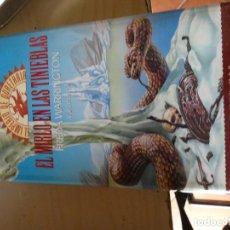 Libros: LIBRO FANTASIA EPICA IMPERIO GORETHAIA EL MIRLO EN LAS TINIEBLAS VOLUMEN 2 PESA 750 GR. Lote 170502932