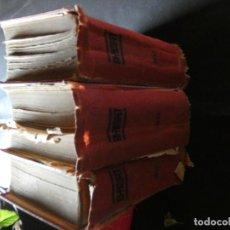 Libros: LOTE 3 TOMOS DE PATUFET AÑOS COMPLETOS 1923 1932 1935. Lote 171975227