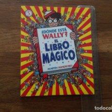 Libros: DONDE ESTÁ WALLY N 5. Lote 195910378