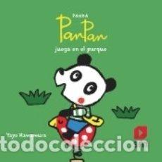 Libros: PANDA PANPAN JUEGA EN EL PARQUE. Lote 174378227
