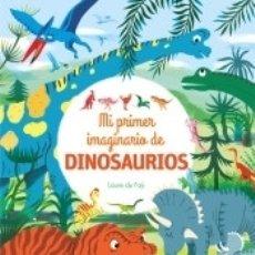 Libros: MI IMAGINARIO DE DINOSAURIOS. Lote 174378294