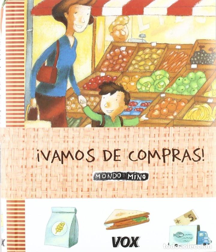VAMOS DE COMPRAS! (2007) - ANGEL CASANOVAS - ISBN: 9788483329221 (Libros Nuevos - Literatura Infantil y Juvenil - Literatura Infantil)