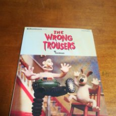 Libros: LIBRO THE WRONG TROUSERS. Lote 179223792