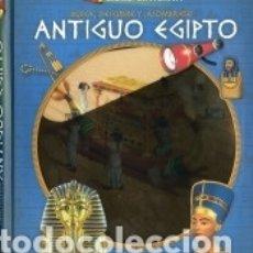 Libros: EL ANTIGUO EGIPTO. Lote 179950591