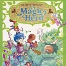 Libros: MAGIC HERO 5. MARVIN Y EL LABERINTO. Lote 180098966
