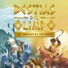 Libros: BESTIAS DEL OLIMPO 3. LOS CORCELES DE LOS DIOSES. Lote 180099203