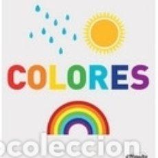 Libros: COLORES - JUGAR Y APRENDER. Lote 180099463