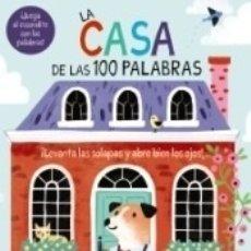 Libros: LA CASA DE LAS 100 PALABRAS. Lote 180452491