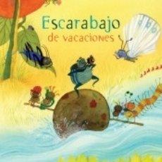 Libros: ESCARABAJO DE VACACIONES. Lote 180452653