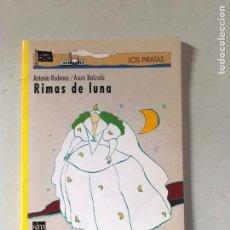 Libros: RIMAS DE LUNA. Lote 180873822
