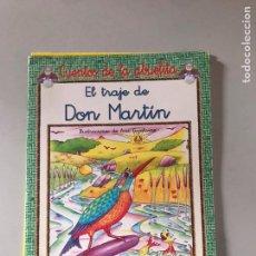 Libros: EL TRAJE DE DON MARTÍN. Lote 180873937