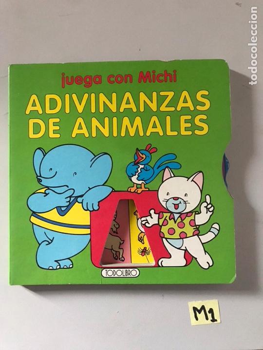 ADIVINANZAS DE ANIMALES (Libros Nuevos - Literatura Infantil y Juvenil - Literatura Infantil)