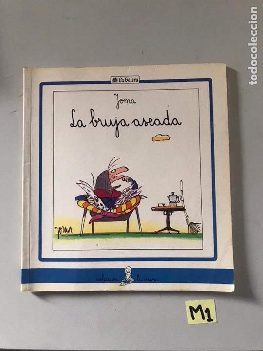 LA BRUJA ASEADA (Libros Nuevos - Literatura Infantil y Juvenil - Literatura Infantil)