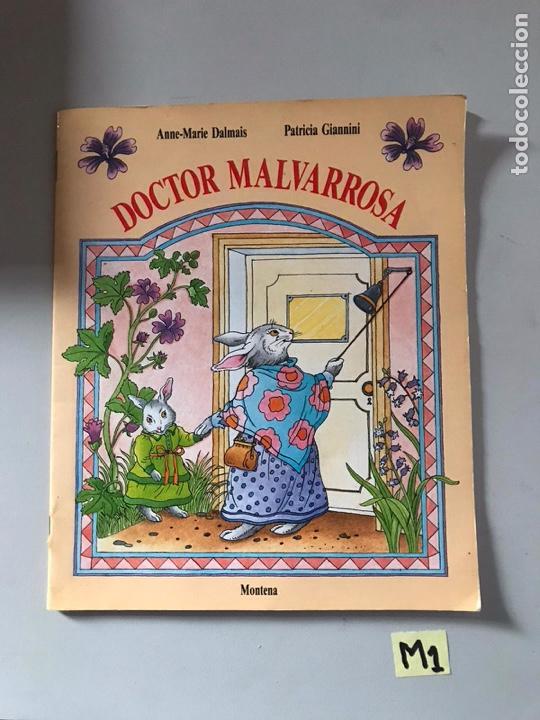 DOCTOR MALVARROSA (Libros Nuevos - Literatura Infantil y Juvenil - Literatura Infantil)