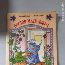 Libros: DOCTOR MALVARROSA. Lote 180874367