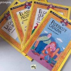 Libros: LOTE DE CUENTOS DE LA ABUELITA. Lote 180874527