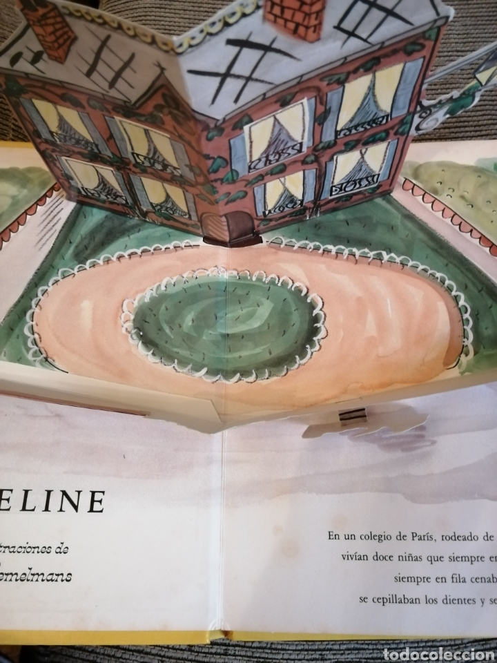 Libros: Madeline Ludwig Bemelmans Ed. Montena - Foto 3 - 203995551