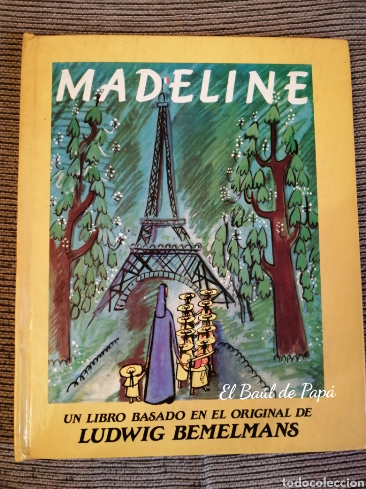 MADELINE LUDWIG BEMELMANS ED. MONTENA (Libros Nuevos - Literatura Infantil y Juvenil - Literatura Infantil)