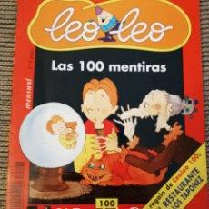 Libros: LIBRO LEOLEO, NÚM. 100, ED. EN&B 1995. NUEVO. Lote 206893027