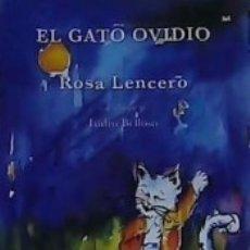 Libros: EL GATO OVIDIO. Lote 183297041