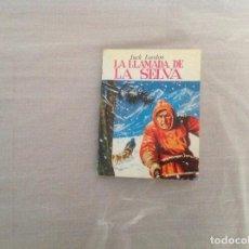 Libros: LA LLAMADA DE LA SELVA MINIBIBLIOTECA LITERATURA UNIVERSAL. Lote 183360267