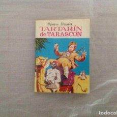 Libros: TARTARIN DE TARASCON MINIBIBLIOTECA LITERATURA UNIVERSAL. Lote 183360342