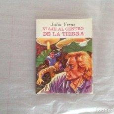 Libros: VIAJE AL CENTRO DE LA TIERRA. MINIBIBLIOTECA LITERATURA UNIVERSAL. Lote 183360537