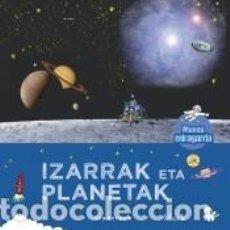 Libros: IZARRAK ETA PLANETAK. Lote 183389642