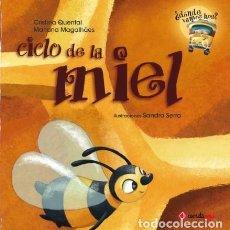 Livres: NOVEDAD CICLO DE LA MIEL. COLECCIÓN:¿DÓNDE VAMOS HOY? EDITORIAL COMETA ROJA TD. Lote 183710883
