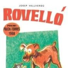 Libros: ROVELLÓ. Lote 185779411