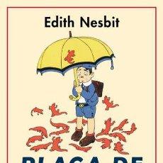 Libros: PLAGA DE DRAGONES. EDITH NESBIT. Lote 187620461