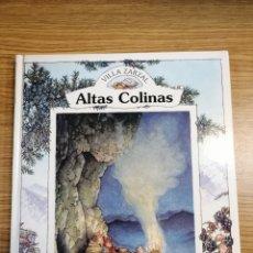 Libros: ALTAS COLINAS. JIM BARKLEM. COLECCIÓN VILLA ZARZAL. NUEVO DE TIENDA. 1992. TAPAS DURAS. Lote 188593392