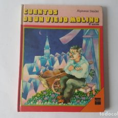 Libros: CUENTOS DE UN VIEJO MOLINO - SM - AÑO 1980. Lote 188675861