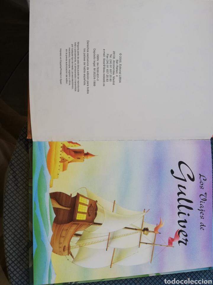 Libros: Los viajes de Gulliver - Foto 2 - 193369643