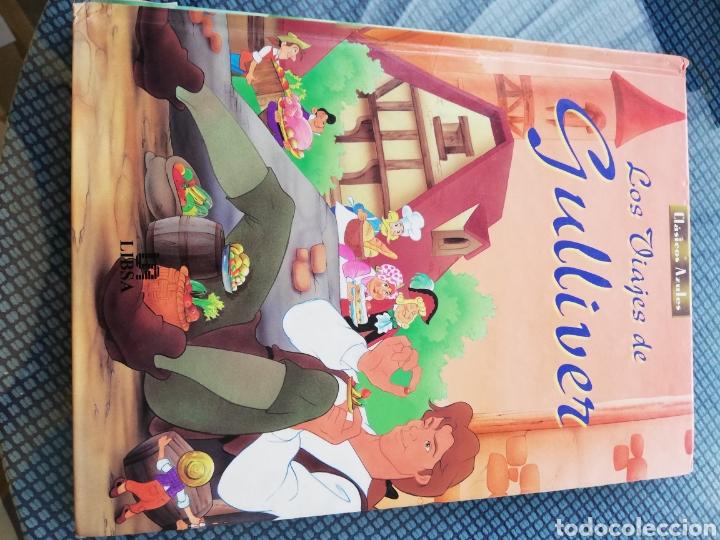 LOS VIAJES DE GULLIVER (Libros Nuevos - Literatura Infantil y Juvenil - Literatura Infantil)