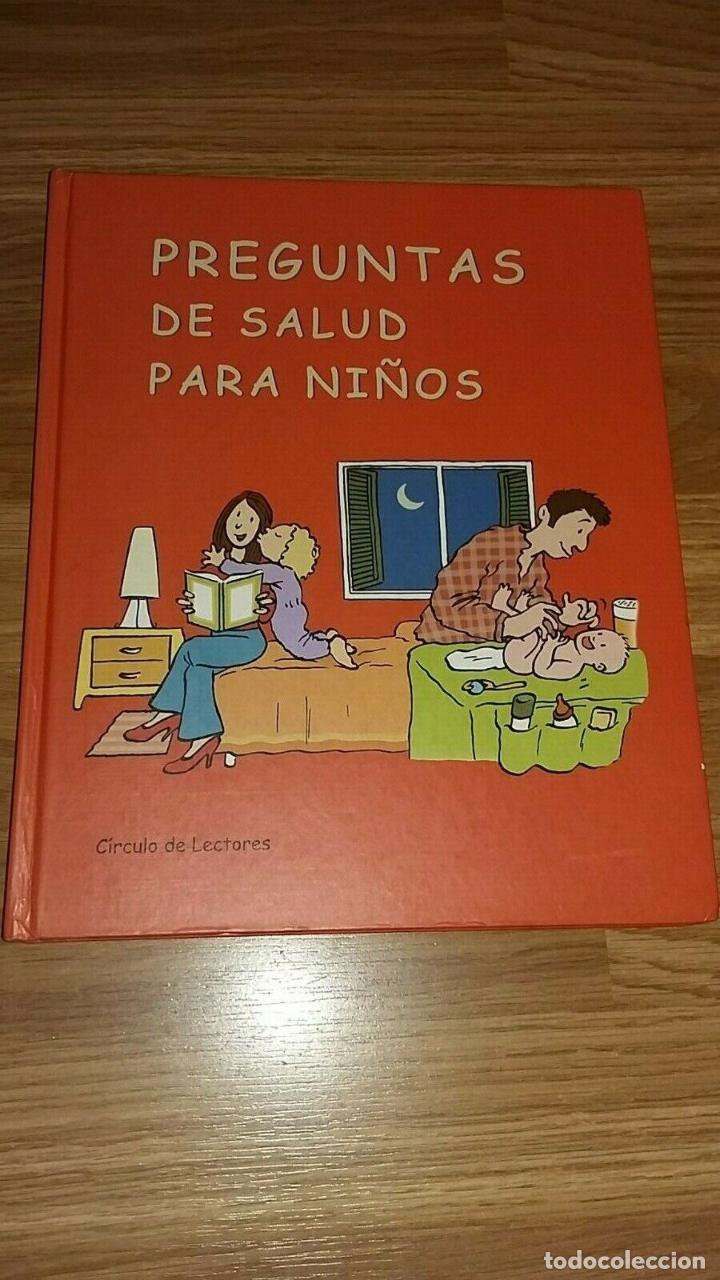LIBRO PREGUNTAS DE SALUD PARA NIÑOS (Libros Nuevos - Literatura Infantil y Juvenil - Literatura Infantil)