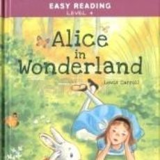 Libros: ALICE IN WONDERLAND. Lote 195365825