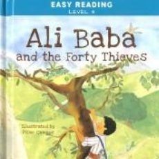 Libros: ALI BABA AND THE FORTY THIEVES. Lote 195365827