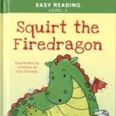 Libros: SQUIRT THE FIREDRAGON. Lote 195365835