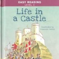 Libros: LIFE IN A CASTLE. Lote 195365863