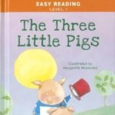 Libros: THE THREE LITTLE PIGS. Lote 195365873