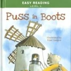 Libros: PUSS IN BOOTS. Lote 195365881
