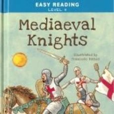 Libros: MEDIAEVAL KNIGHTS. Lote 195365887