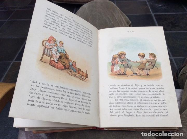 Libros: Vida y aventuras de un cangrejo parlante. - Foto 3 - 195721058