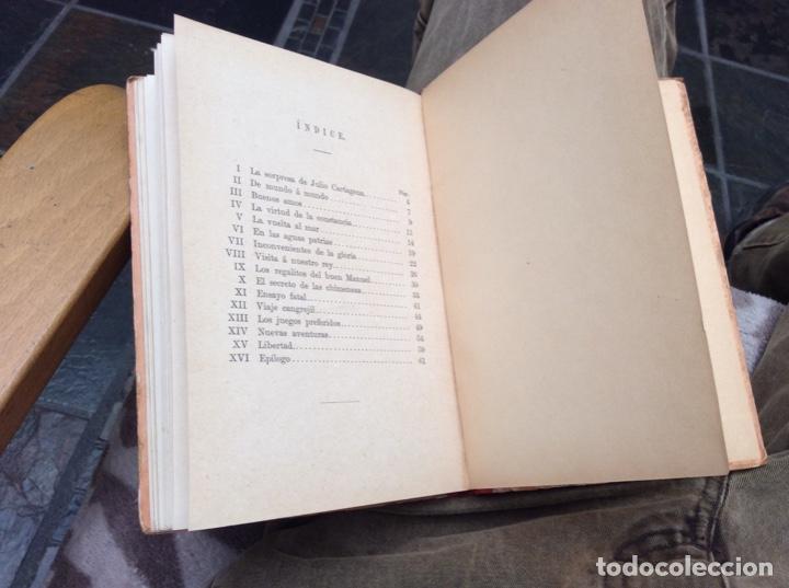 Libros: Vida y aventuras de un cangrejo parlante. - Foto 6 - 195721058