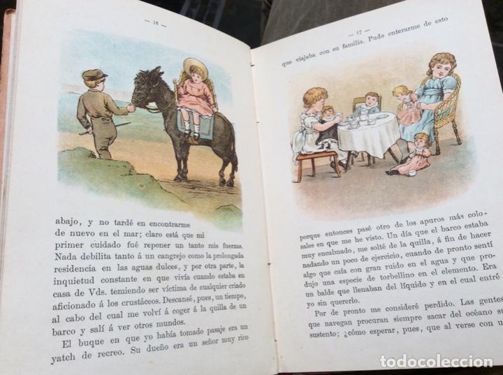 Libros: Vida y aventuras de un cangrejo parlante. - Foto 8 - 195721058