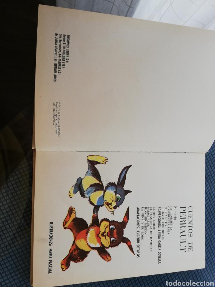 Libros: Cuentos de Perreault - Foto 2 - 196545255