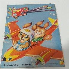 Libros: SERIE MONTECARLO LIBRO PARA COLOREAR. Lote 197737205