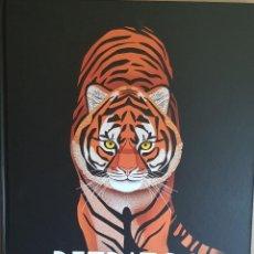 Libros: RETRATOS DE ANIMALES / LUCIE BRUNELLIÈRE / EDITORIAL JUVENTUD-2019 / GRAN FORMATO. 33.5 X 45.5 CM.. Lote 198095753