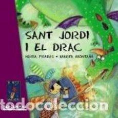 Libros: SANT JORDI I EL DRAC. Lote 198970971